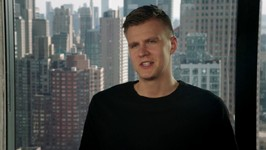 United States of Sports - Kristaps Porzingis in New York City, New York
