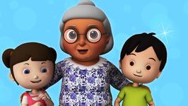 Grandma -Family Members-Original Learning Songs for Kids