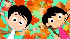 Autumn Song - Season Of Fall Song - Autumn Season - Kids Tv Nursery Rhymes