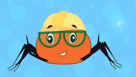 Incy Wincy Spider  Children's Popular Nursery Rhymes