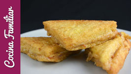 Como hacer un sándwich de jamón york y queso frito perfecto