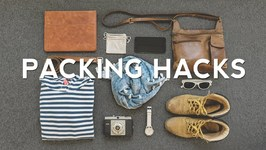 27 Travel PACKING HACKS - How to Pack Better