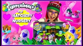 Hatchimals CollEGGtibles HATCHERY NURSERY