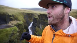 Wild Iceland Weather, The Beiber Canyon, and How I Back up my Photos