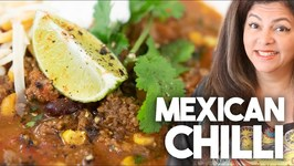 Mexican Chilli - Instant Pot