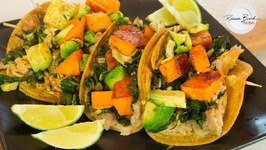 How To Make Pumpkin Tacos - Vegan - Healthy Nutrious