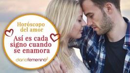 Horóscopo del amor - Así es cada signo del zodiaco cuando se enamora