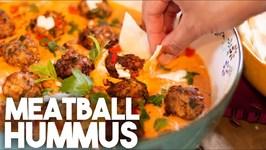Meatball Hummus
