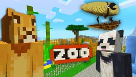 Minecraft Xbox  Survival Madness Adventures 2  The Zoo 20