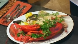 Chef Chris Lee Northeast Lobster Bake For Two