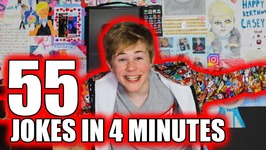 55 Jokes In Less Than 4 Minutes