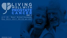 Living well with Prostate Cancer - Part 2