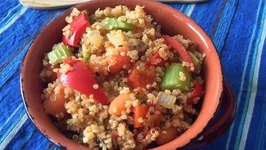 Stir Fried Quinoa / Easy Lunch Ideas - Vegan And Gluten Free