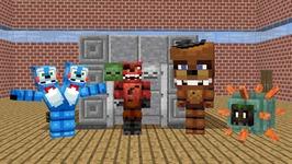 FNAF Monster School: Transformers - Minecraft Animation (Five Nights At Freddy's)