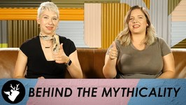 Lizzie And Ellie - Behind the Mythicality