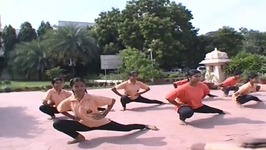Yoga For Beginners In Tamil - Side Squats
