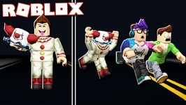 BE THE - IT CLOWN AND SCARE IN ROBLOX!