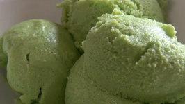 'Popeye' Ice Cream