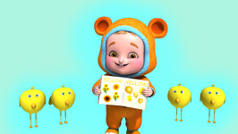 Color Yellow  Colors and Shapes  Children Learning Songs and Original Songs for Kids