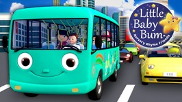 Wheels On The Bus - Part 10 - Little Baby Bum - Nursery Rhymes for Babies - Videos for Kids