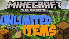 Minecraft Xbox and Playstation: Bonus Chest Duplication Glitch - Unlimited Bonus Chest