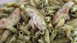 Pesto Pasta Chicken