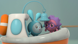 The Toy Boat