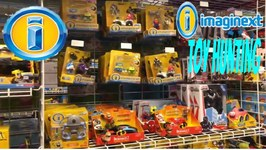 Imaginext Toy Hunting And The Incredibles 2 Toys At Toys Are Us