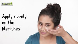 Skin Care Remedy to Lighten Blemishes - Natural Skin Care - Homeveda Remedies