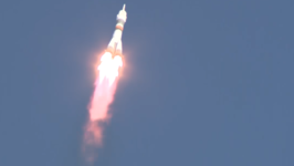 Russia Launches 2017's Last Human Mission to International Space Station
