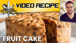 How To Make Fruit Cake