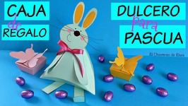 Caja Dulcero Conejo Pascua 0e5cde1c22bec4d9a720dc6538aa81b5
