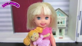 Barbie Doll Series Oh Alice starring Kelly Doll