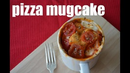 Mugcake De Pizza