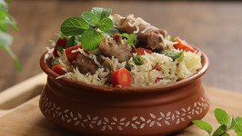Mutton Yakhni Pulao- Kashmiri Yakhni Pulao - Maincourse Recipe-The Bombay Chef - Varun Inamdar