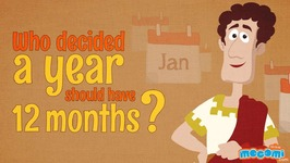 Who Decided A Year Should Have 12 Months? Curious Questions & Answers - Educational Videos
