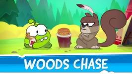 Om Nom Stories- Around the World - Woods Chase