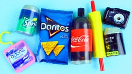 20 DIY Barbie Miniature Purse Handbag Bag