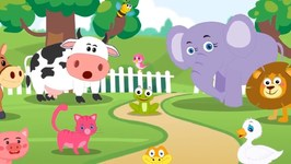 Animal Sounds Song for Toddlers