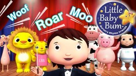 Little Baby Bum - Animals Sounds Song - Nursery Rhymes for Babies - Songs for Kids