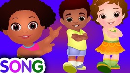 Snap Snap Snap- Single-  Original Educational Actions Song and Nursery Rhymes for Kids
