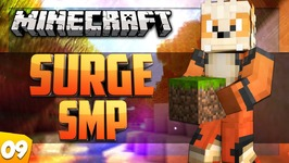 Minecraft Surge SMP - Episode 9 - Big Projects