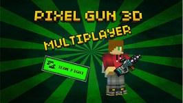 Pixel Gun 3D - Team Fight - 5 - D Kill  -D