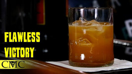 How To Make The Flawless Victory - Mezcal Drink