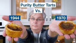 1944 Purity Butter Tarts Vs. 1970 Purity Butter Tarts Recipe