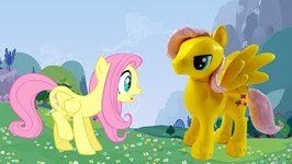 Pony Custom Tutorial - Transform Fluttershy to a BOY!