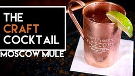 How To Make The Moscow Mule / Easy Vodka Cocktails -Craft Cocktail