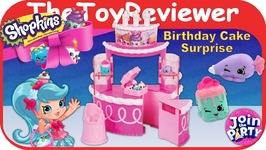 Shopkins Birthday Cake Surprise Playset Join Par