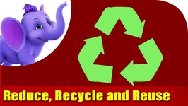 Reduce, Recycle, Reuse - Environmental Song In Ultra HD (4K)