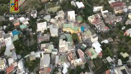 Drone Footage Shows Earthquake Damage in Ischia